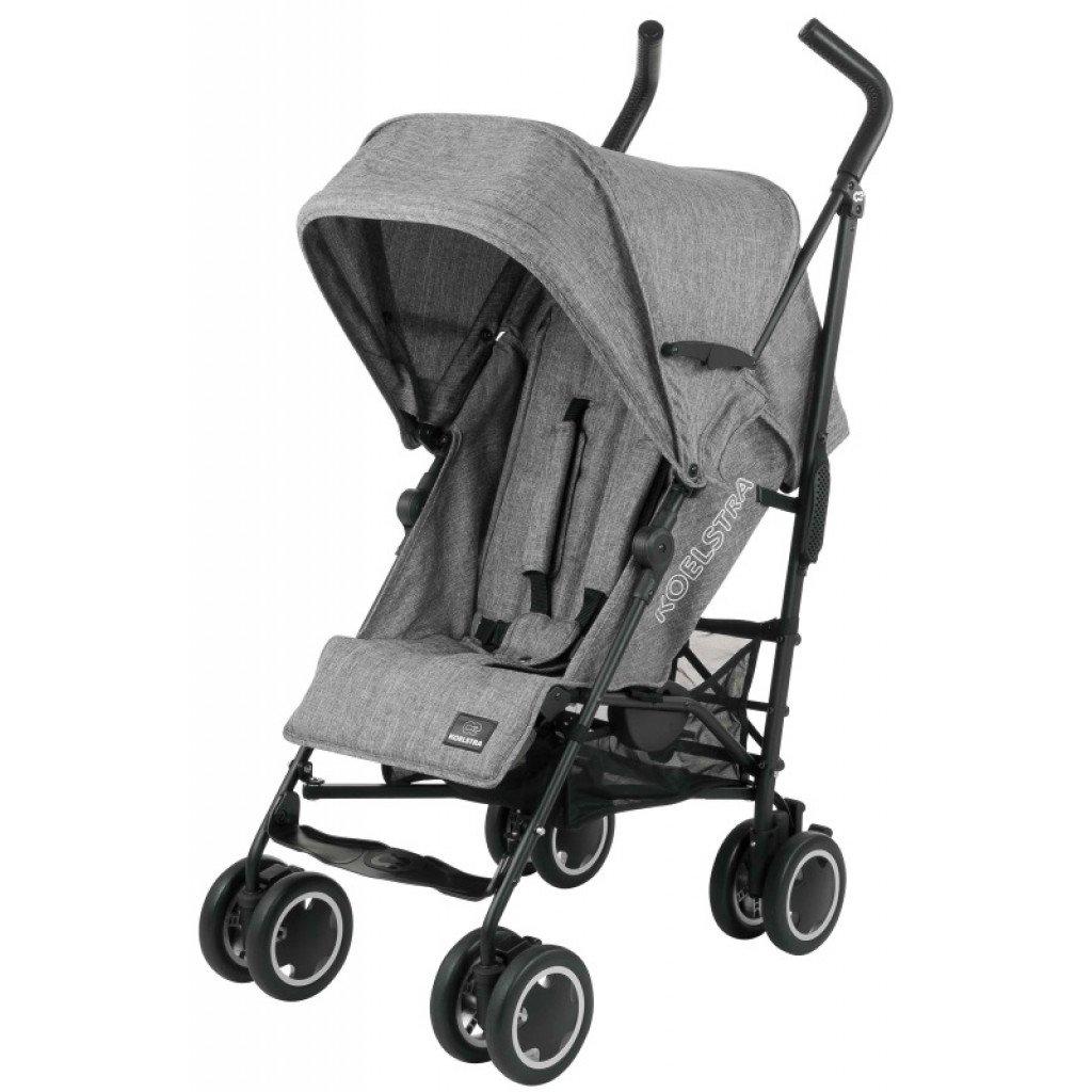 Silla de paseo - Simba T4 - Denim Grey Melange: Amazon.es: Bebé