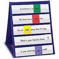 Learning Resources LER2523 Tabletop Pocket Chart