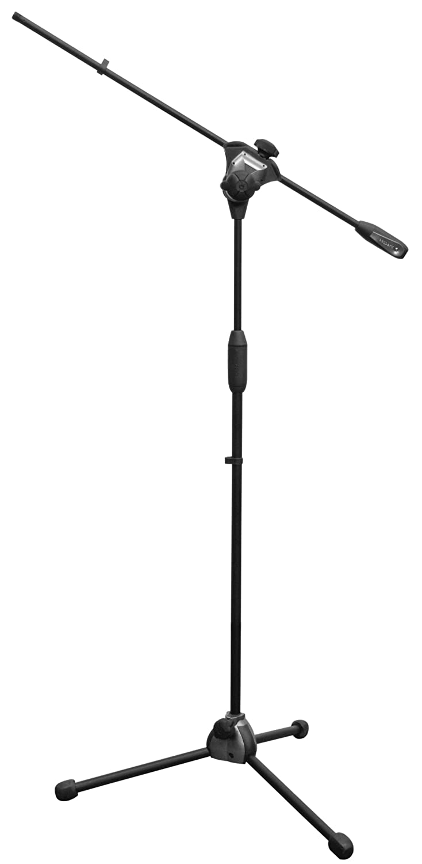 Nero Bespeco MS11 Piede per Microfono Professionale