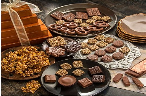 Rocky Mountain Chocolate Factory Deluxe Selections Tower