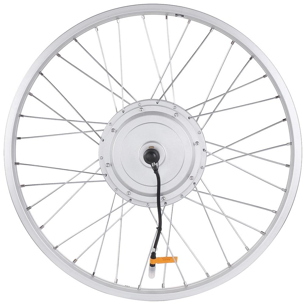 Aw 205 Electric Bicycle Front Wheel Frame Kit For 24 Evo E Bike 24v Wiring Diagram 36v 750w 195 25 Tire Sports Outdoors
