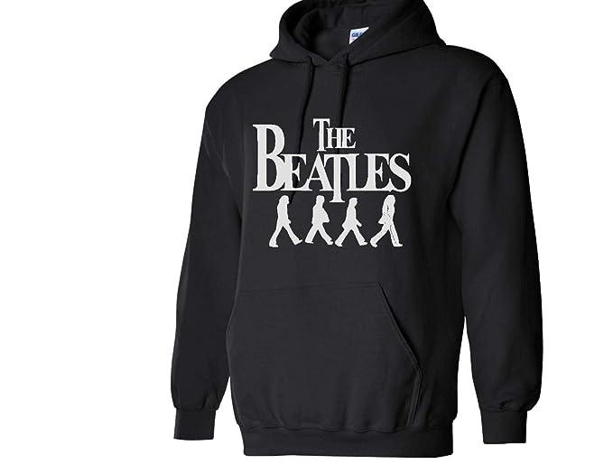 T Shirts R Funn Beatles Sweatshirt for Men Black
