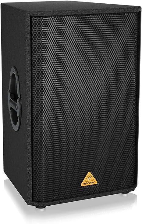 Behringer Eurolive / VS1520 - Altavoz PA (38 cm, 600 W), color negro (Import Royaume Uni): Amazon.es: Instrumentos musicales