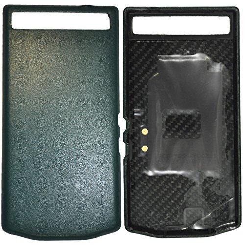 Porsche Design Leather Battery Door Cover June Bug