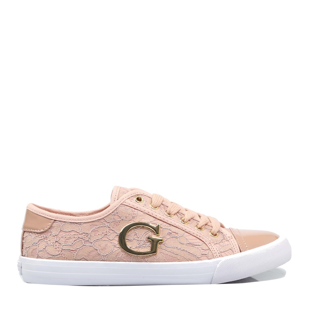 GUESS Zapatillas Elly Rosa FLLLY1 LAC12 37 EU