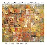 img - for Harry Bertoia, Printmaker: Monotypes and Other Monographics book / textbook / text book