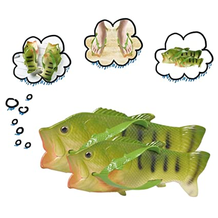 Creative Pantofole Pesce Bambini Ciabatte Mare Bimba Diapositive Infradito Spiaggia Sandali Da Spiaggia Per Pesci In Estate Infradito e Ciabatte Da Spiaggia(34/35) YiCrSWTD