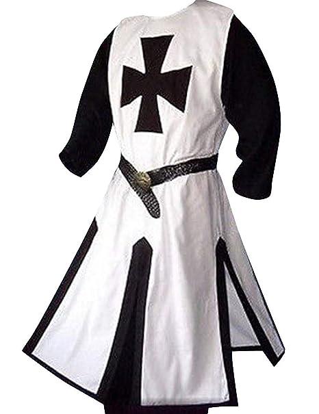 Amazon.com: Taoliyuan - Disfraz de caballero medieval para ...