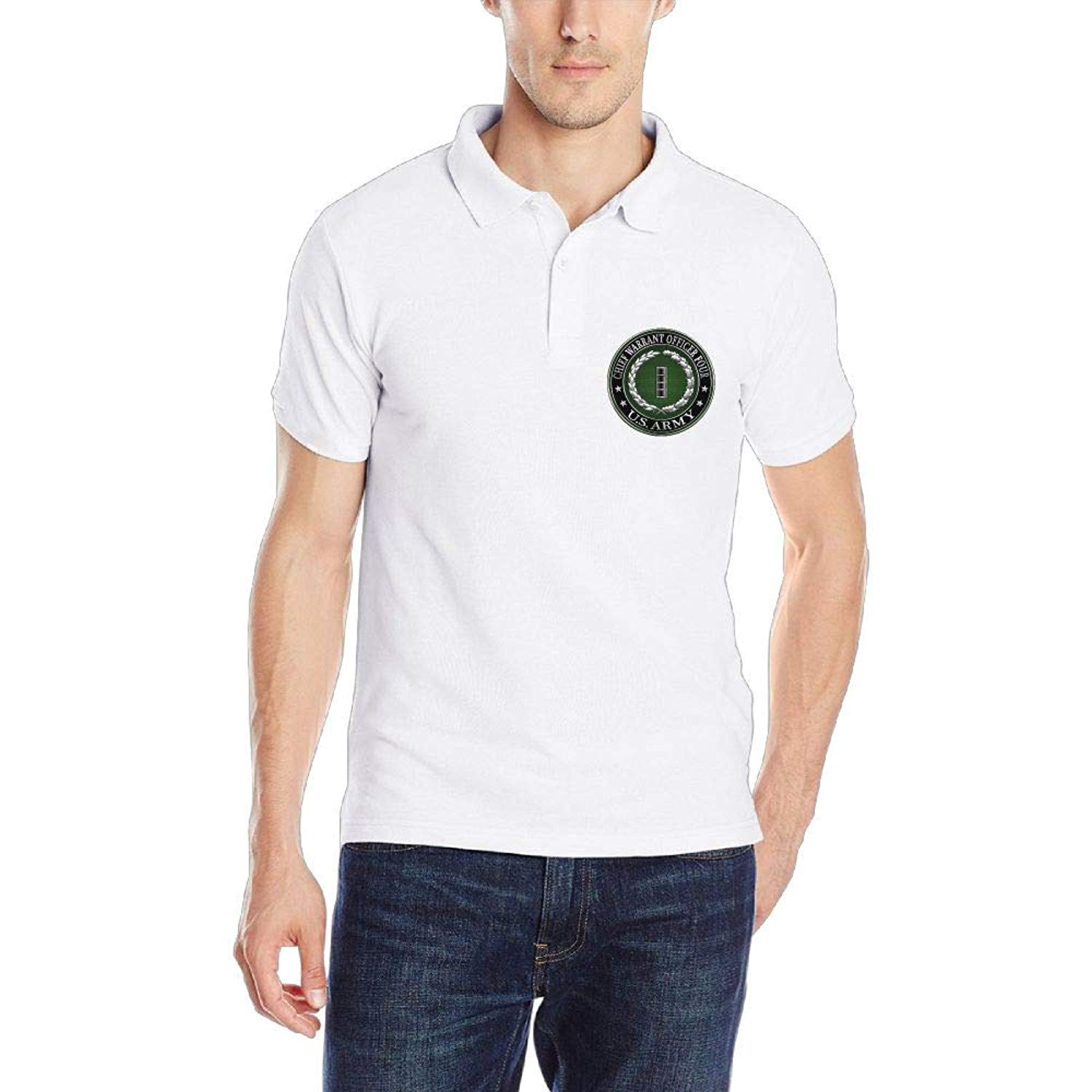 sunyly Welsh Dragon Mens Classic Quick-Dry Golf Polo Shirt, L ...