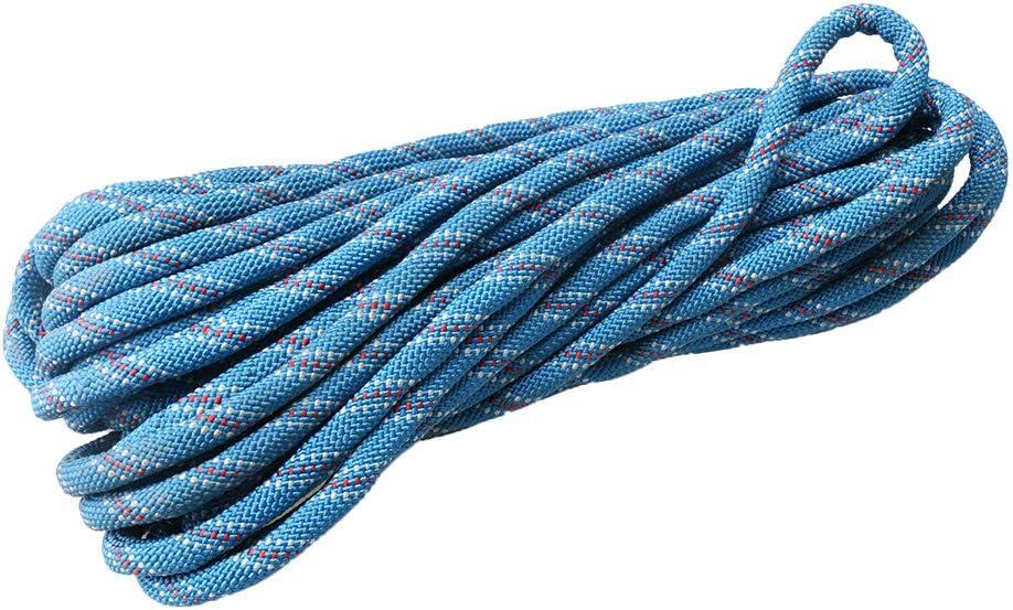 BQLZR - Cuerda de escalada (20 m, 10 mm de diámetro), color ...