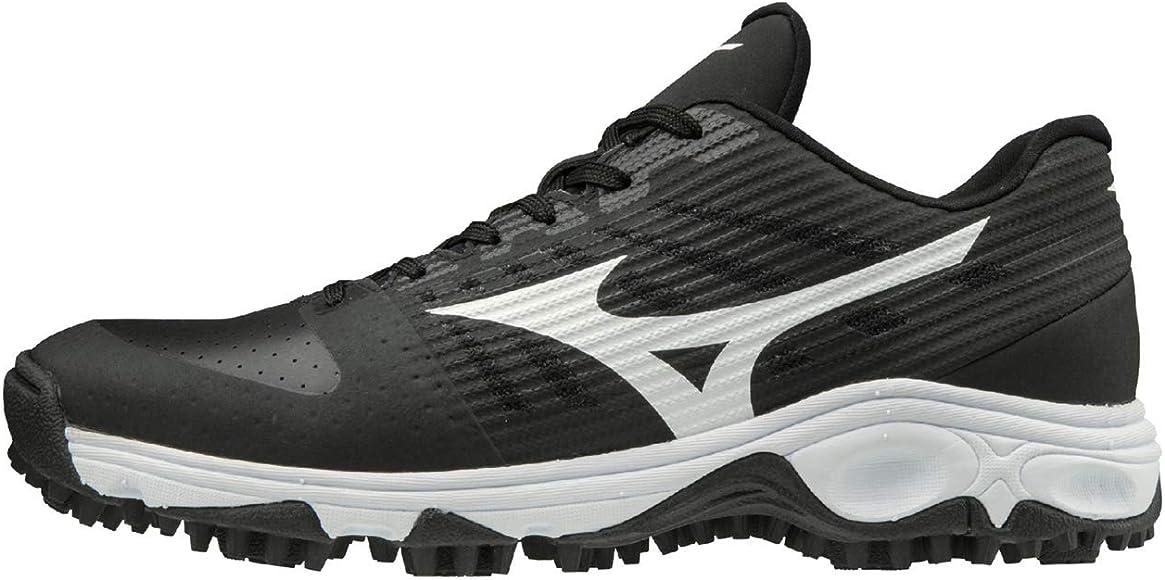 Surface Low Turf Softball Shoe, Black