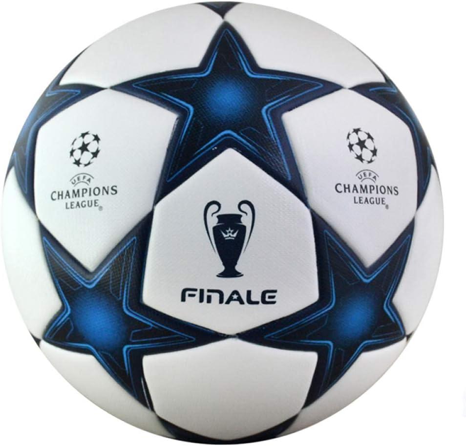 XWH Fútbol La Liga Premier League No. 5 fútbol Hombres formación ...