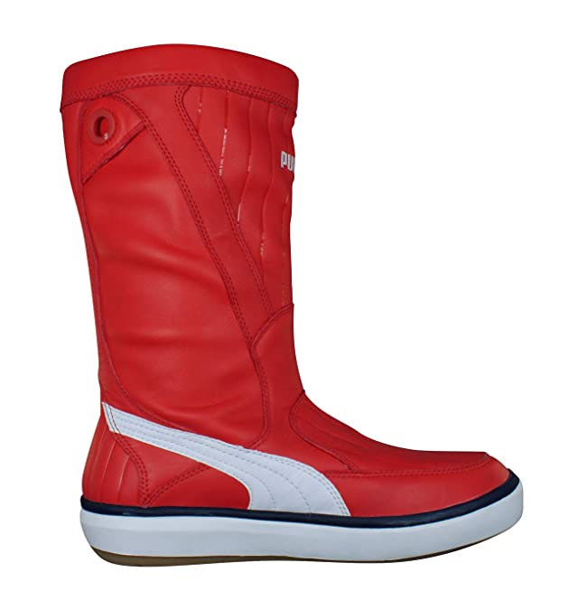 8a4df9f98ce Puma Luff Gore-Tex Mens Performance Sailing Leather Boots  Amazon.co.uk   Shoes   Bags