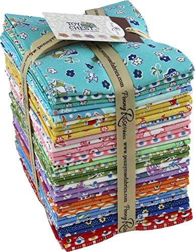 Penny Rose Studio Toy Chest 2 35 Fat Quarter Bundle Penny Rose Fabrics by Penny Rose Studio