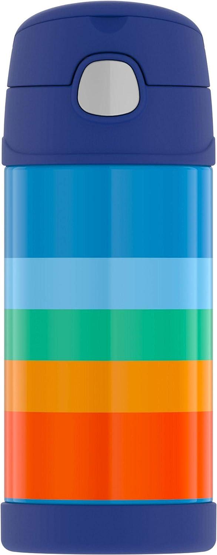 サーモス ステンレス水筒 クールレトロ