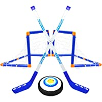 Hockey Eléctrico LED, Balón De Fútbol para Niños