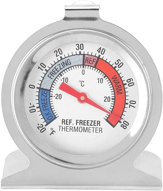 Termómetro de congelador, herramienta de medidor de temperatura de ...