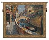 Passage to San Marco Belgian Wall Art Tapestry