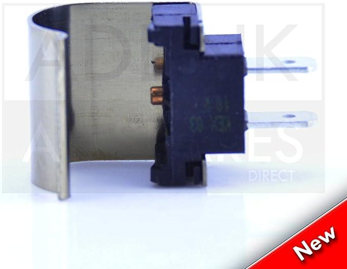 GLOWWORM 24 30 38 CXI BOILER DHW PUSH FIT THERMISTOR SENSOR 2000801726 801726