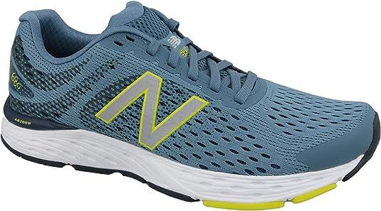 New Balance M680cc6, Zapatillas de Running para Hombre: Amazon.es: Zapatos y complementos