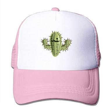 Image Unavailable. Image not available for. Color  WENEOO LA Cactus Ball  Mesh Baseball Cap Men Women Unisex Adult Adjustable Golf Trucker Hat 06efd9483035