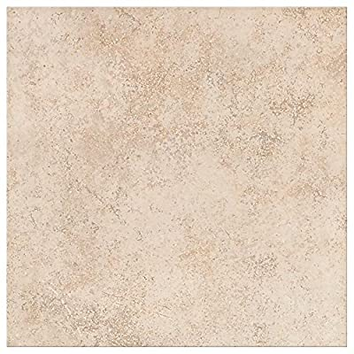 Briton Bone 18 in. x 18 in. Ceramic Floor and Wall Tile (18 sq. ft./ case)