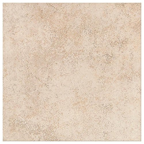 Briton Bone 18 in. x 18 in. Ceramic Floor and Wall Tile (18 sq. ft./ case) by Daltile