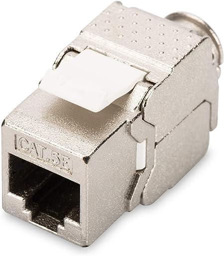 Digitus Keystone Modul Cat 5e Geschirmt Rj45 Buchse Computer Zubehör