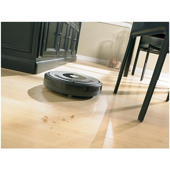 iRobot Roomba 616 Robot aspiradora 33 W sin bolsa - Batería: Amazon.es: Hogar