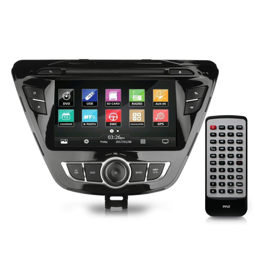 Hyundai Elantra: Talking on the Phone