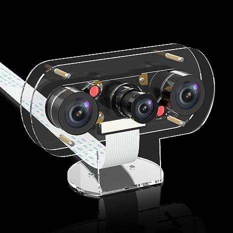 Cámara de vídeo con visión Nocturna por Infrarrojos, 5 m, 1080P ...