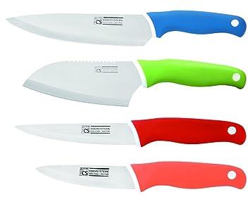 CS-KOCHSYSTEME GOOD4U - Soporte para cuchillos de acero ...