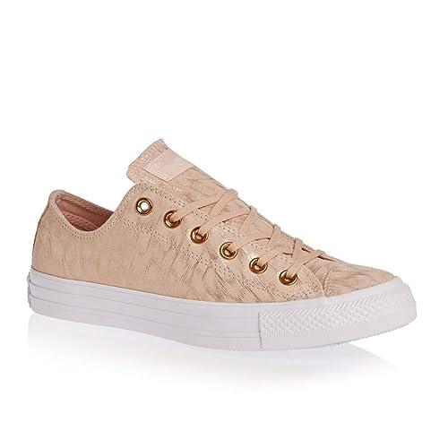 ca7fb406eb1 Converse All Star Ox W Calzado  Amazon.es  Zapatos y complementos