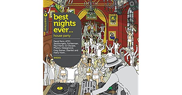 Amazon.com: Best Nights Ever... House Party: Graham Sahara ...