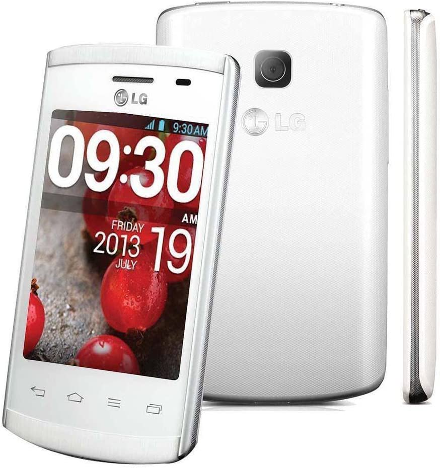 Celular Smartphone LG Optimus L1 Ii E410 4gb Branco - 1 Chip