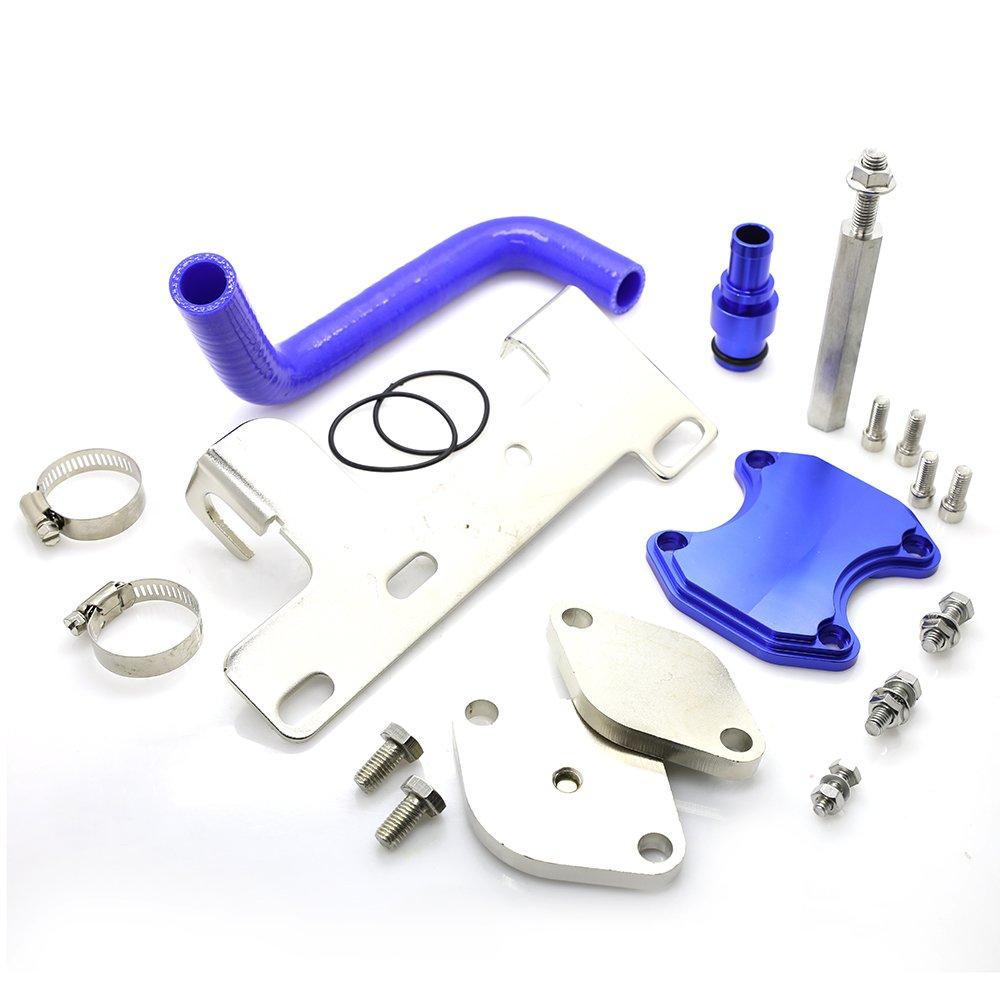 Coolant Filtration System Engine Kit for Dodge Ram 2009 2010 2011 2012 2013 2014 6.7L Cummins Diesel 6 KanSmart