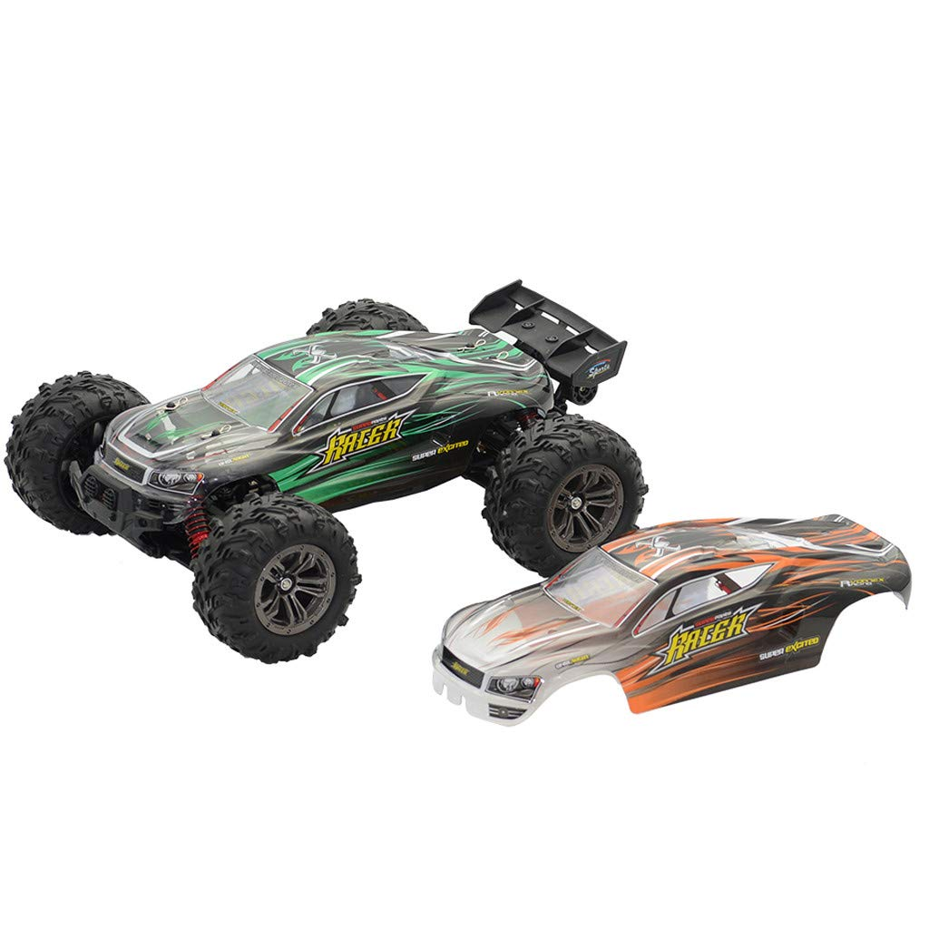 Binory Q903 Brushless 2.4G 1:16 4WD 52km/h High-Speed Off-Road RC Car with 2pcs Car Cover,US Fast Shippment Remote Control Climbing Car RC Racing Vehicle Model for Kids Adults Auto Gift Collection