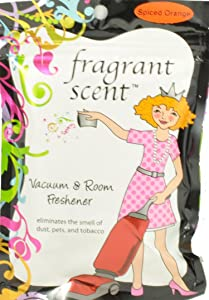 Fragrant Scent Vacuum Cleaner Crystals Spiced Orange