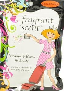 Fragrant Scent Vacuum Cleaner Crystals Spiced Orange