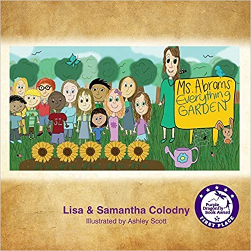 Book Ms Abrams Everything Garden by Lisa Colodny (2015-03-20)