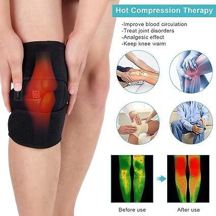 Image result for infrared knee brace
