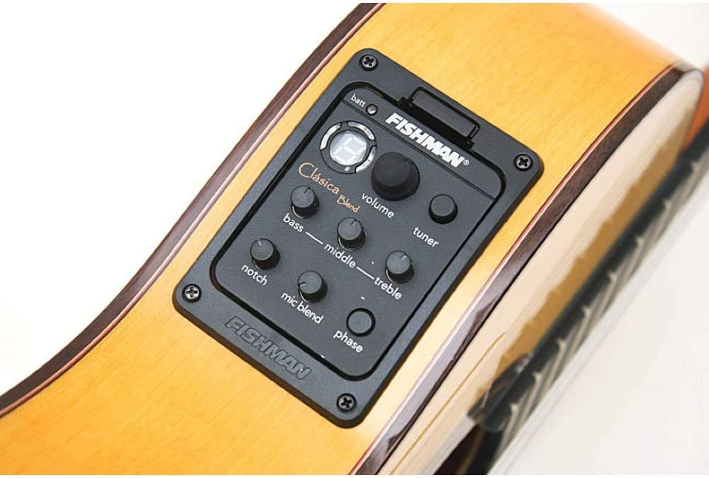 GUITARRA FLAMENCA - Prudencio Saez Mod. 57 Cutaway Electrificada ...