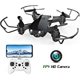 Mini Drone with Camera for Kids and Adults,...