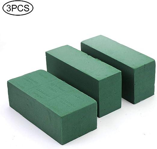 "30  pcs Styrofoam Blocks 3/"" x 3/"" x 3/"" Square      Arts Crafts Floral Shipping"