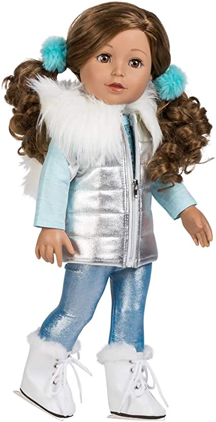 Ava Adora Amazing Girls 18 Inch Doll Exclusive Compatible With Most 18 Inch Doll Accessories And Clothing