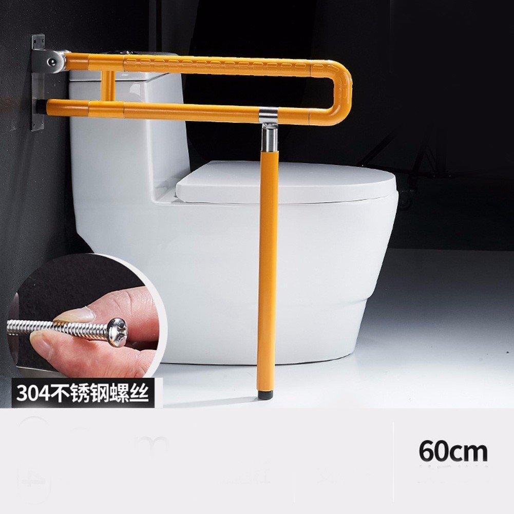 QPSSP Seguridad, WC, Cuarto De Baño WC, WC, Libre De Barreras WC, Doblar Pasamanos, Baño Minusválidos,D