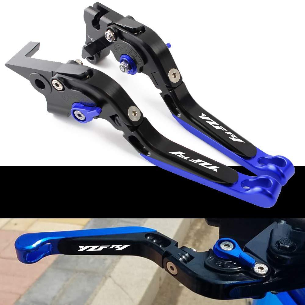 Kit Levier dembrayage et levier de frein pour Yamaha YZF R1 2009 2010 2011 2012 2013 2014