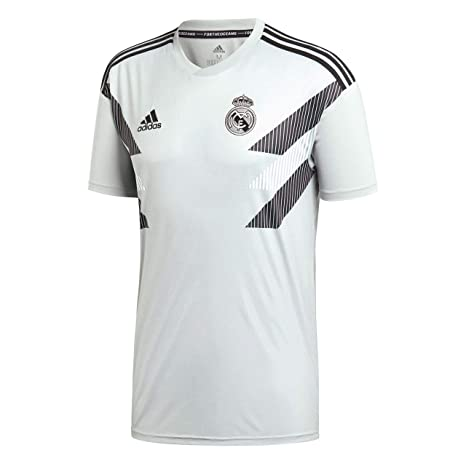 b748961d8af Buy ADIDAS Men s Soccer Real Madrid Home PRE-Match Jersey Online at ...