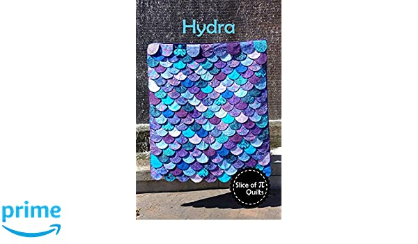 Multiple Sizes by Slice of Pi Quilts Hydra