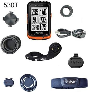 Annotebestus Bfyton 530 Taquímetro Impermeable para Bicicleta, sin ...